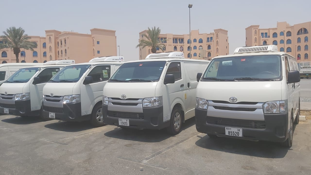 Refregrated / Cargo / Delivery Vehicles Available